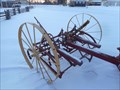 Image for Massey Harris Cultivator - Farmtown Park - Stirling, ON