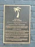 Image for Historic Palm Tower