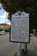 Image for 28-13 E.H. Dibble Store