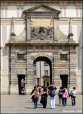 Image for Matthias Gate on Prague Castle / Matyášova brána na Pražském hrade