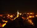 Image for Staré mesto v Tábore v noci - Czech Republic