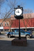 Image for Town Clock - Wellsboro, PA
