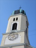 Image for Clock on St. Michael Church - Nurnberg, BY, Germany