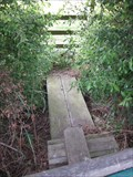 Image for Bridge, Field, Haughmond, Shrewsbury, Shropshire, England, UK