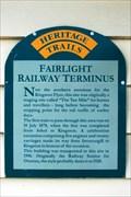 Image for Fairlight Railway Terminus — Fairlight, New Zealand