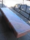 Image for Julia Morgan bench - Chico, CA