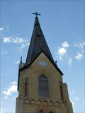 Image for St. Joseph's Church Steeple - Liebenthal, KS