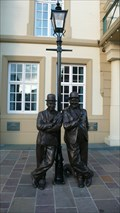 Image for Laurel and Hardy -  Ulverston, Cumbria