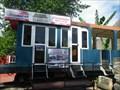 Image for Static Train Car in Varadero - Cuba