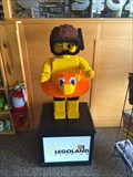 Image for LEGO Figure Snorkeler - Davenport, FL