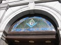 Image for Stained glass - Masonic Temple - Berkeley, CA