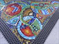 Image for Tower of Light Mosaic - Orlando, Florida, USA.
