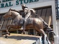 Image for Pony Express Memorial - 150th - Sparks NV