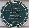 Image for Sir Francis Chichester - St James's Place, London, UK