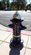 Image for Cpl Nick Sell Memorial Hydrant - Eagle Point, OR
