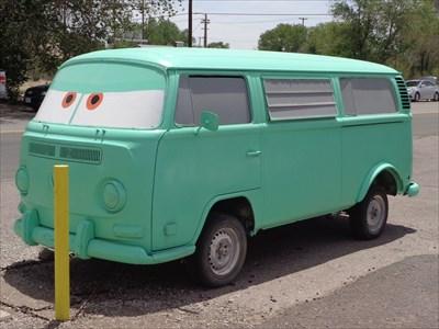 Fillmore - VW Van - Seligman