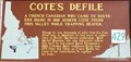Image for #429 - Cote's Defile