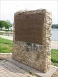 Image for Bellevue Historical Plaque – Bellevue, IA