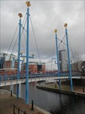Image for Mariners Canal Bridge – Salford, UK