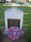 Image for Vietnam War Memorial, Port Jervis, NY