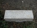 Image for Dufrocq School Marble Plaque - Baton Rouge, Louisiana
