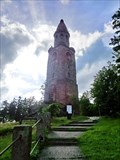 Image for Rozhledna Haj u Ase / Bismarckturm Ash (West Bohemia), Czech Republic