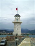 Image for Lighthouse in port Alanya, Turkey