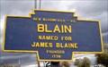 Image for Blue Plaque: Blain