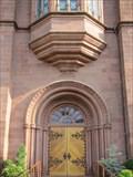 Image for Smithsonian Castle Back Door - Washington, DC