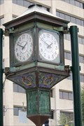 Image for Main St. Clock, Sarasota, FL