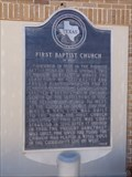 Image for First Baptist Church of West