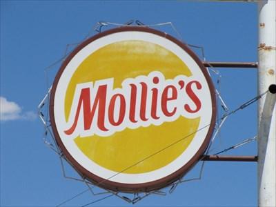 Mollie's Sign, Snowville, UT
