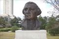 Image for George Washington Commerative Bust - Baton Rouge, LA