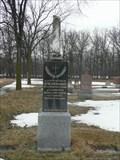 Image for Achaire - St Boniface Cemetery - Winnipeg MB