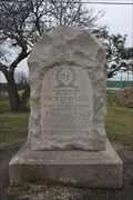 Image for Dick Dowling Monument -- SH 87, Sabine Pass TX