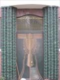 Image for Art Nouveau Doorway in Behrens House.