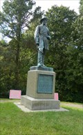 Image for Lieut. General John C. Pemberton, (sculpture) - Vicksburg National Military Park