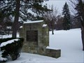 Image for American Legion World War I monument - Jamestown, New York