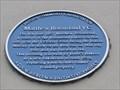 Image for Matthew Rosamond VC - Great North Road, Eaton Socon, St Neots, Cambridgeshire, UK