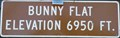Image for Everitt Memorial Highway, California - Bunny Flat - Elevation 6950