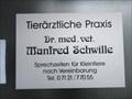 Image for Tierärztliche Praxis Dr. Schwille - Pfullingen, Germany, BW