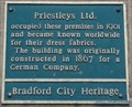 Image for Priestleys Ltd. - Bradford, UK