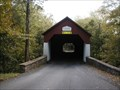 Image for Frankenfield Covered Bridge - Cafferty Road Tinnicum Township, PA
