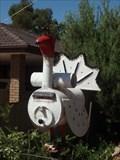 Image for Jive Turkey Mailbox