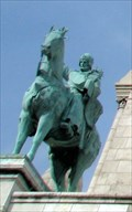 Image for Statue équestre du roi Louis IX - Paris