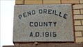 Image for 1915 - Pend Oreille County Courthouse - Newport, WA
