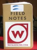Image for 2BluFish Waymark Field Book