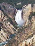 Image for Yellowstone Falls seen from Artist Point