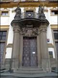 Image for Dvere Lorety / Door of Loreto, Praha, CZ