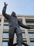 Image for Yuri Gagarin Statue - London, UK